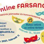 Tücsök-PannKa online farsang - 2021.02.13-14.